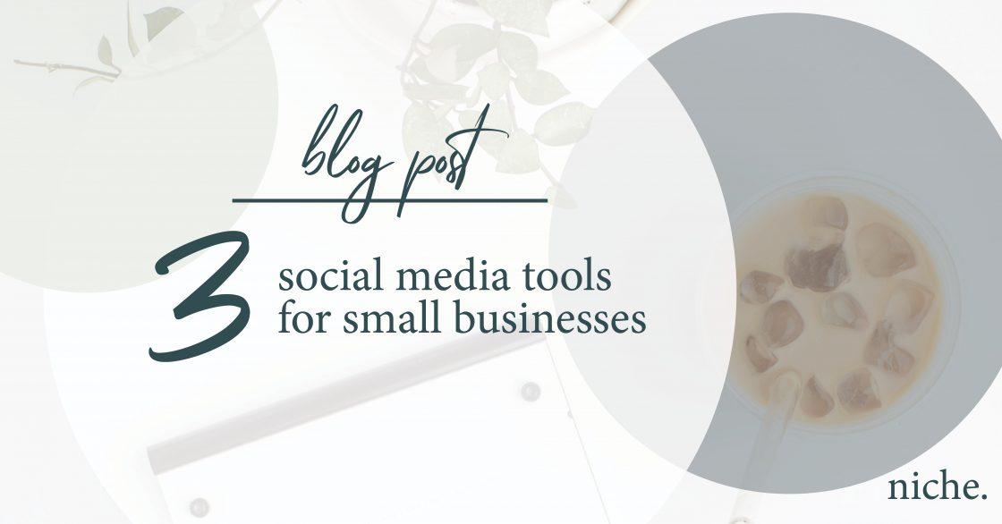 Social Media Tools I Love